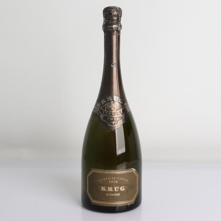 Champagne Krug, Krug 1976 TOP condition !