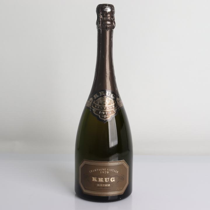 Champagne Krug, Krug 1979 TOP condition !